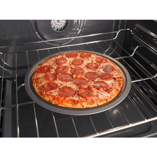 Model: WEG745H0FS | 5.8 Cu. Ft. Slide-In Gas Range with EZ-2-Lift™ Hinged Grates