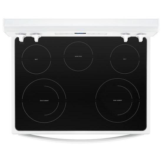 Model: WFE525S0HW | Whirlpool 5.3 cu. ft. Freestanding Electric Range with Frozen Bake™ Technology