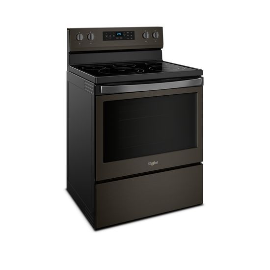 Model: WFE550S0HV | 5.3 cu. ft. Freestanding Electric Range with Fan Convection Cooking