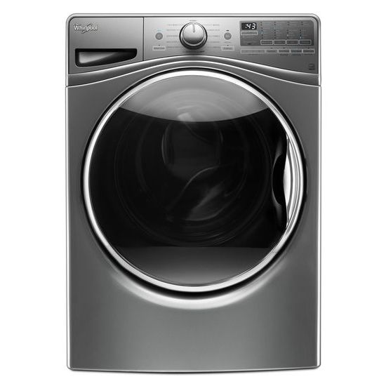 Whirlpool 4.5  cu.ft Front Load Washer with Load & Go™, 12 cycles