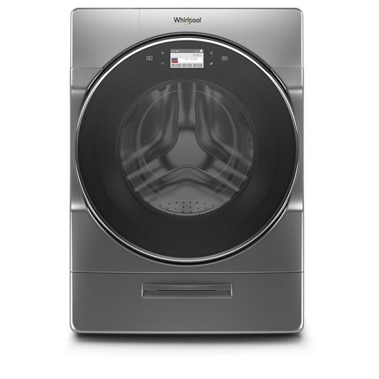 Whirlpool 5.0 cu. ft. Smart Front Load Washer with Load & Go™ XL Plus Dispenser