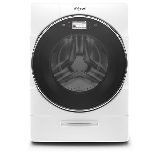 Model: WFW9620HW | 5.0 cu. ft. Smart Front Load Washer with Load & Go™ XL Plus Dispenser