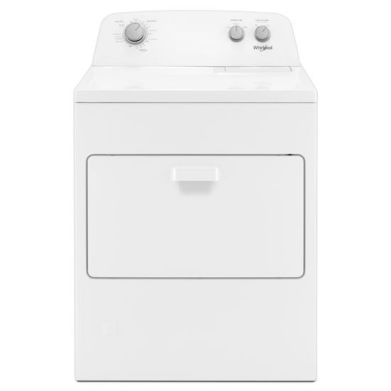 Whirlpool 7.0 cu. ft. Top Load Gas Dryer with AutoDry™ Drying System