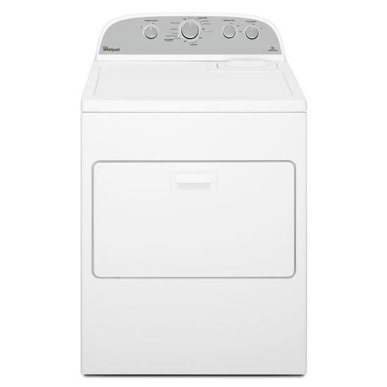 Whirlpool 7.0 cu.ft Top Load Gas Dryer with AccuDry™, Steam Refresh
