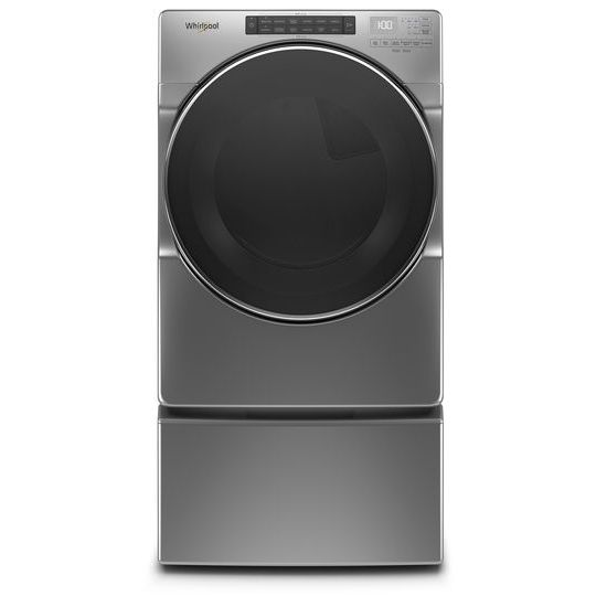 Model: WGD6620HC | 7.4 cu. ft. Front Load Gas Dryer with Steam Cycles