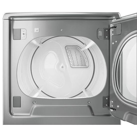 Model: WGD8500DC | 8.8 cu.ft Top Load HE Gas Dryer with Intuitive Touch Controls, Steam Refresh