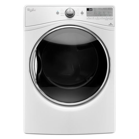 Whirlpool 7.4 cu.ft Front Load Gas Dryer with Advanced Moisture Sensing, EcoBoost™