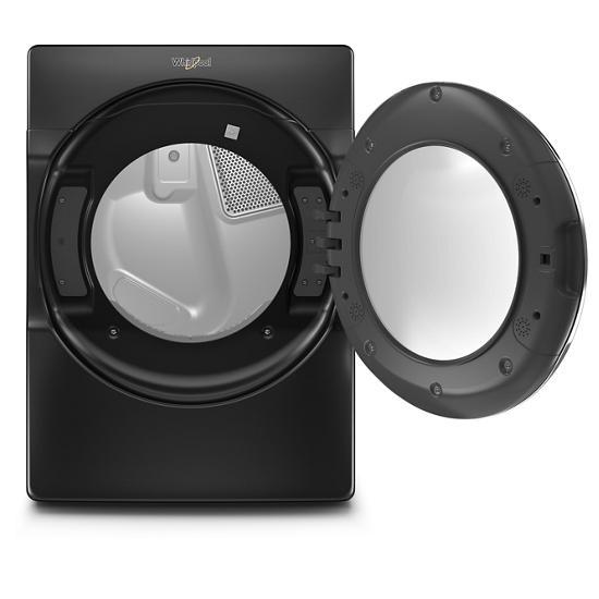 Model: WGD9620HBK | 7.4 cu. ft. Smart Front Load Gas Dryer