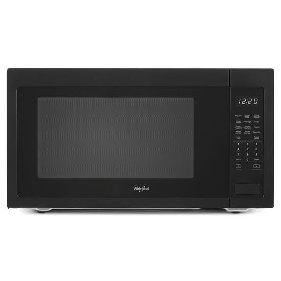 Whirlpool 2.2 cu. ft. Countertop Microwave with 1,200-Watt Cooking Power