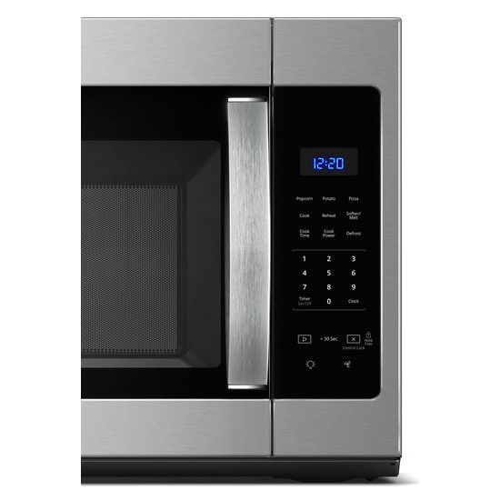 Model: WMH31017HS | 1.7 cu. ft. Microwave Hood Combination with Electronic Touch Controls