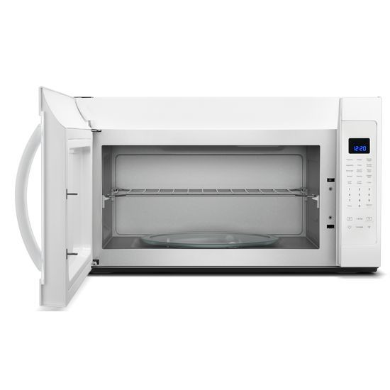 Model: WMH53521HW | Whirlpool 2.1 cu. ft. Over-the-Range Microwave with Steam cooking