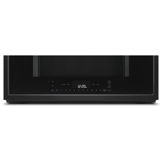 Model: WMH78019HB | 1.9 cu. ft. Smart Over-the-Range Microwave with Scan-to-Cook technology
