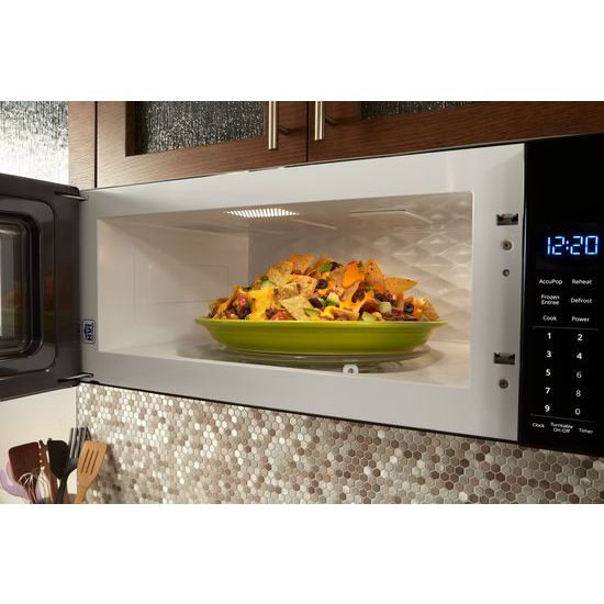 Model: WML55011HB | 1.1 cu. ft. Low Profile Microwave Hood Combination