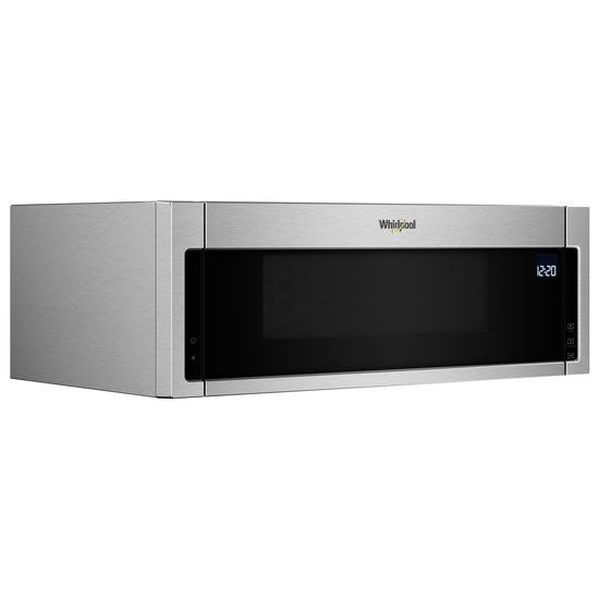 Model: WML75011HZ | Whirlpool 1.1 cu. ft. Low Profile Microwave Hood Combination