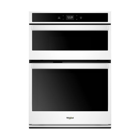 Whirlpool 6.4 cu. ft. Smart Combination Wall Oven with Touchscreen