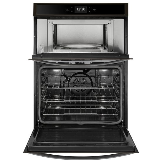 Model: WOC75EC0HV | 6.4 cu. ft. Smart Combination Wall Oven with Touchscreen