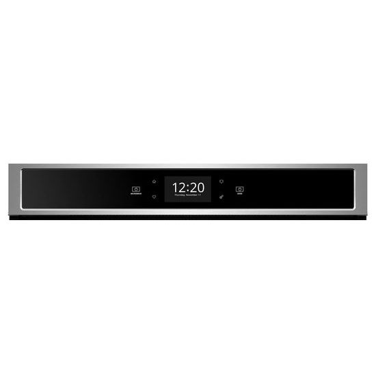 Model: WOC97EC0HZ | 6.4 cu. ft. Smart Combination Wall Oven with Microwave Convection
