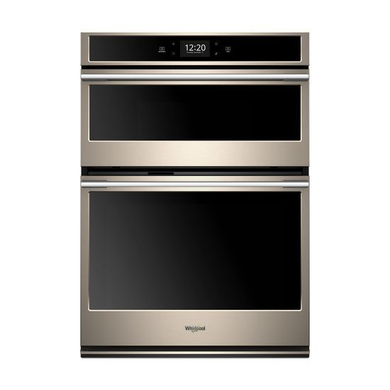 Whirlpool 6.4 cu. ft. Smart Combination Wall Oven with Microwave Convection