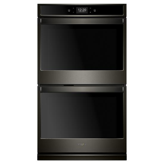 Whirlpool 10.0 cu. ft. Smart Double Wall Oven with True Convection Cooking