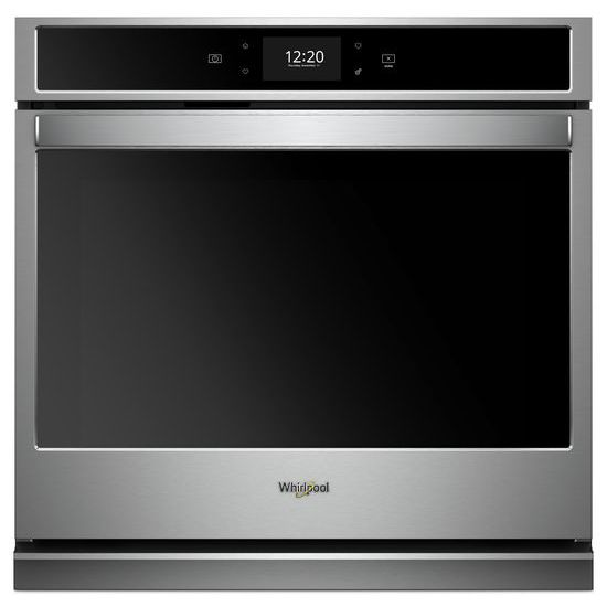 Whirlpool 5.0 cu. ft. Smart Single Wall Oven with True Convection Cooking