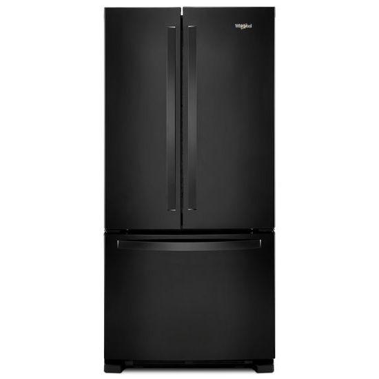 Whirlpool 33-inch Wide French Door Refrigerator - 22 cu. ft.
