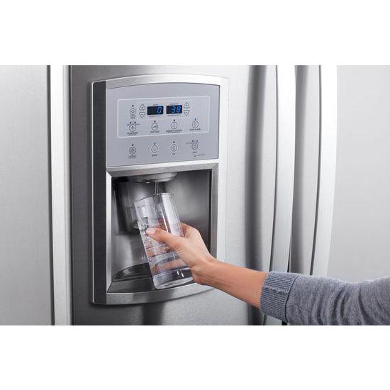 Model: WRF550CDHZ | 36-inch Wide Counter Depth French Door Refrigerator - 20 cu. ft.
