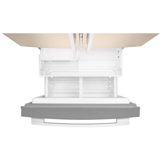 Model: WRF560SEHV   Whirlpool 30-inch Wide French Door Refrigerator - 20 cu. ft.