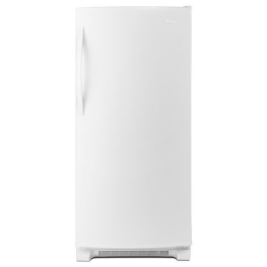 Model: WRR56X18FW | 31-inch Wide All Refrigerator with LED Lighting - 18 cu. ft.
