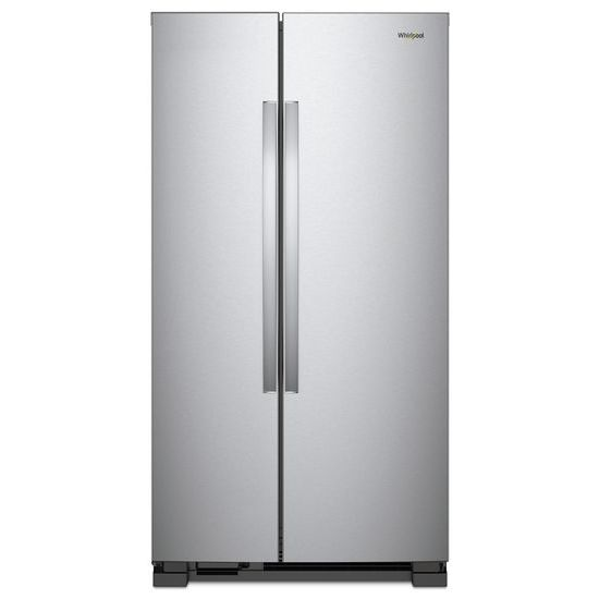 Model: WRS315SNHM | Whirlpool 36-inch Wide Side-by-Side Refrigerator - 25 cu. ft.