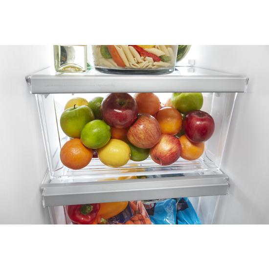 Model: WRSA15SNHZ | Whirlpool 36-inch Wide Side-by-Side Refrigerator - 25 cu. ft.