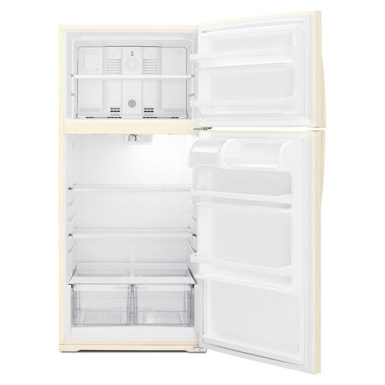 Model: WRT104TFDT | Whirlpool 28-inch Wide Top Freezer Refrigerator - 14 cu. ft.