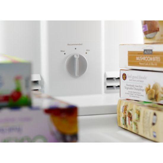 Model: WRT104TFDW | Whirlpool 28-inch Wide Top Freezer Refrigerator - 14 cu. ft.