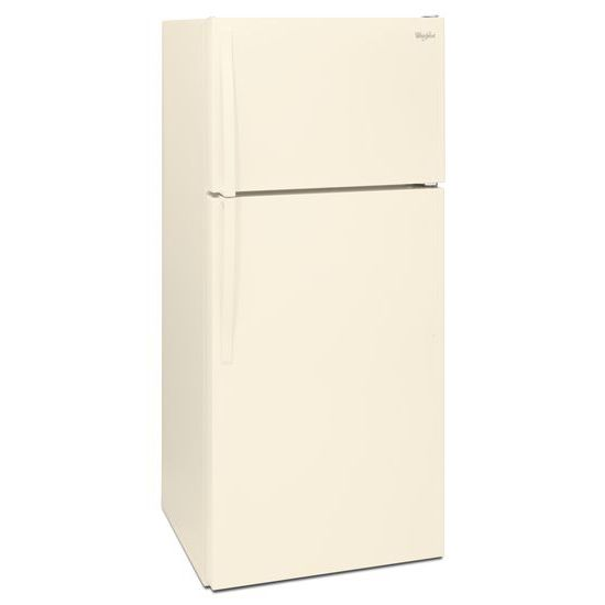 Model: WRT106TFDT | Whirlpool 28-inch Wide Top Freezer Refrigerator - 16 cu. ft.