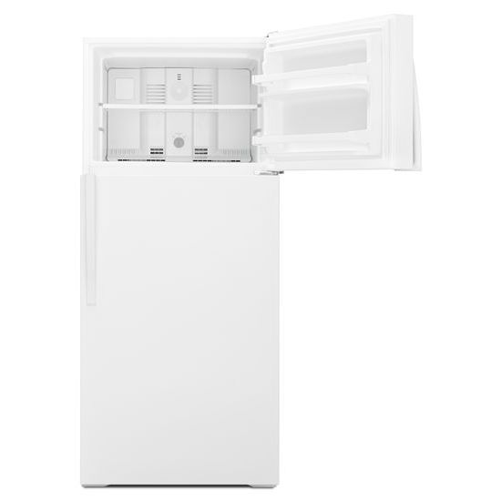 Model: WRT106TFDW | Whirlpool 28-inch Wide Top Freezer Refrigerator - 16 cu. ft.