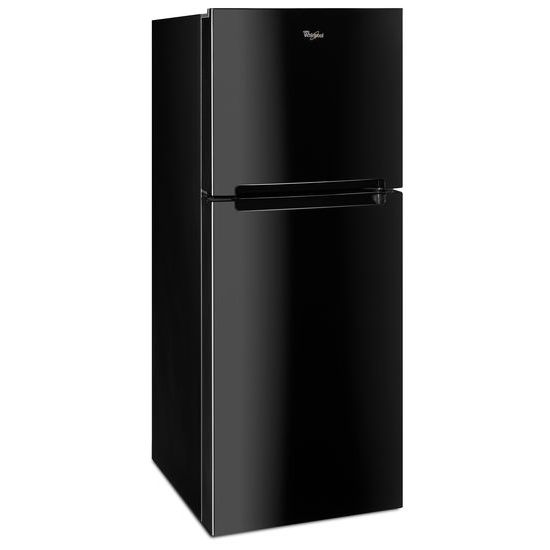 Model: WRT111SFDB | Whirlpool 25-inch Wide Top Freezer Refrigerator - 11 cu. ft.