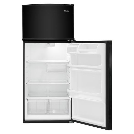 Model: WRT316SFDB | Whirlpool 28-inch Wide Top Freezer Refrigerator - 16 cu. ft.
