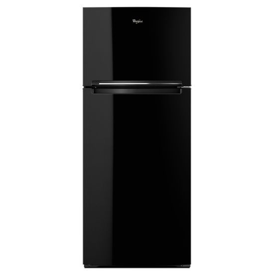Whirlpool 28-inch Wide Refrigerator Compatible With The EZ Connect Icemaker Kit – 18 Cu. Ft.