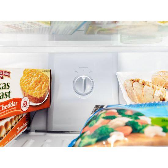 Model: WRT541SZDZ | Whirlpool 33-inch Wide Top Freezer Refrigerator - 21 cu. ft.