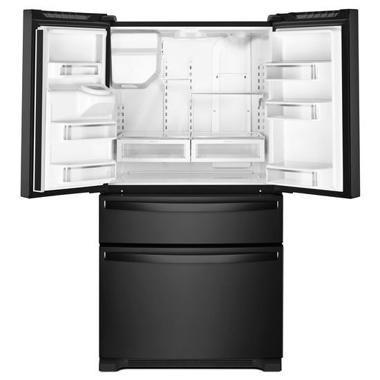 Model: WRX735SDHB | Whirlpool 36-Inch Wide French Door Refrigerator - 25 cu. ft.