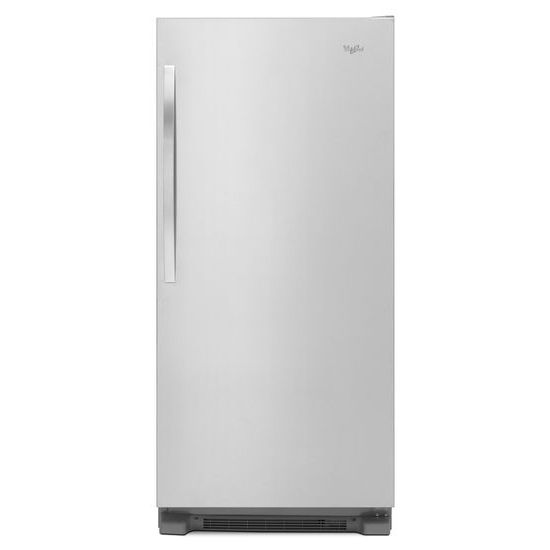 Whirlpool 31-inch Wide SideKicks® All-Refrigerator with LED Lighting - 18 cu. ft.