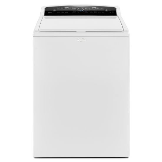 Whirlpool 4.8 cu.ft HE Top Load Washer with Adapative Wash Technology, Intuitive Touch Controls