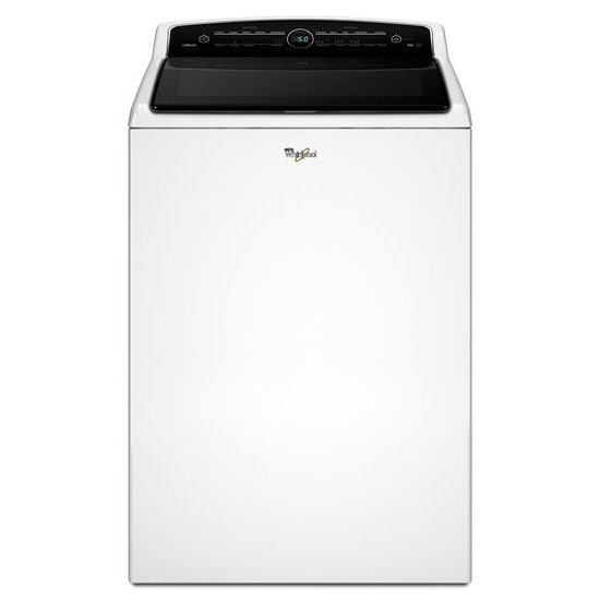 Whirlpool 5.3 cu.ft HE Top Load Washer with Adaptive Wash Technology, Intuitive Touch Controls