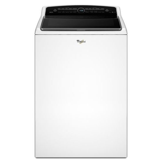 Whirlpool 5.3 cu.ft HE Top Load Washer with ColorLast™ , Intuitive Touch Controls