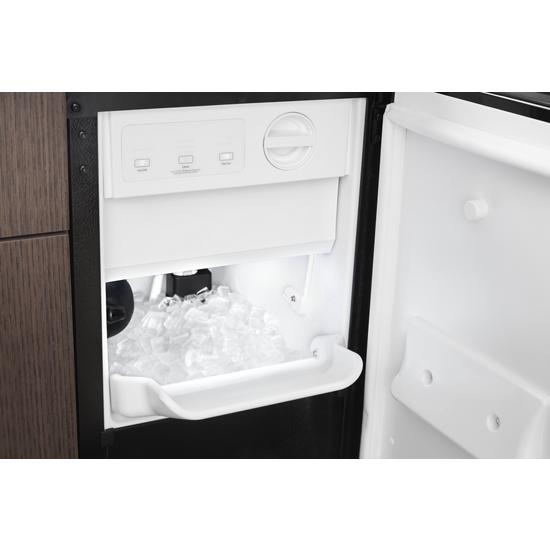 Model: WUI75X15HB | 15-inch Icemaker with Clear Ice Technology