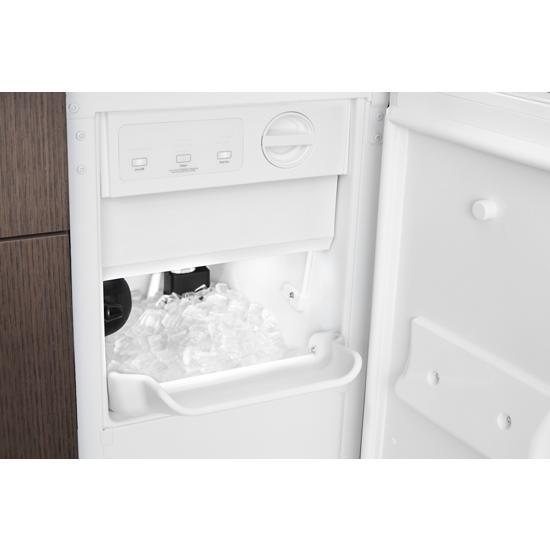 Model: WUI75X15HW | 15-inch Icemaker with Clear Ice Technology