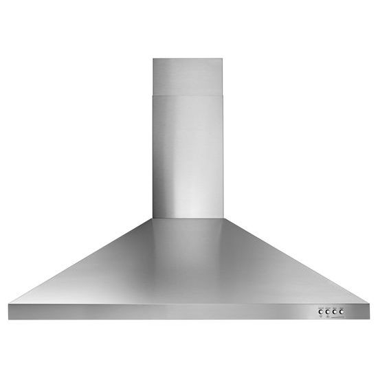 "Unbranded 36"" Contemporary Stainless Steel Wall Mount Range Hood"