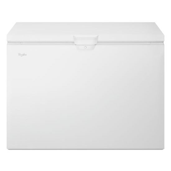 Model: WZC3115DW | Whirlpool 15 cu. ft. Chest Freezer with Large Storage Baskets