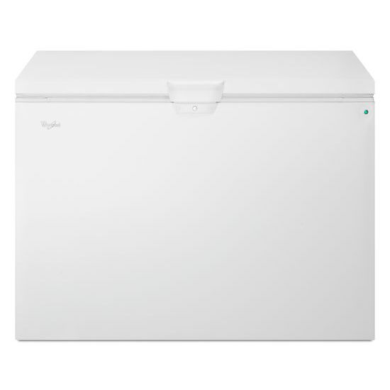 Model: WZC5415DW | Whirlpool 15 cu. ft. Chest Freezer with Large Storage Baskets