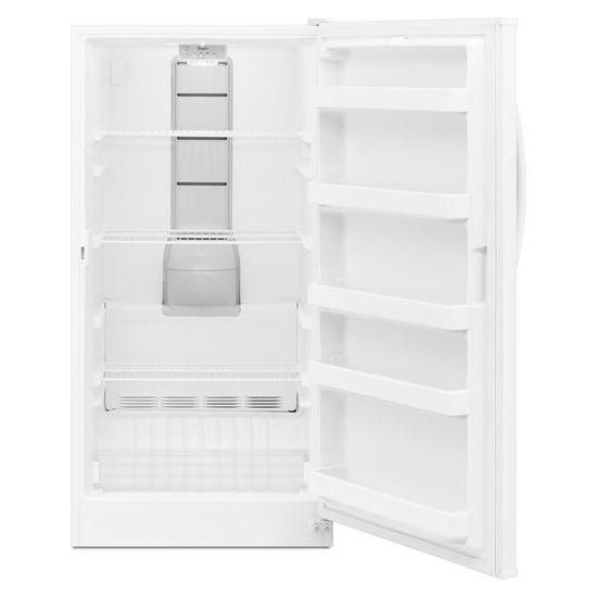 Model: WZF57R16FW | 16 cu. ft. Upright Freezer with Frost-Free Defrost
