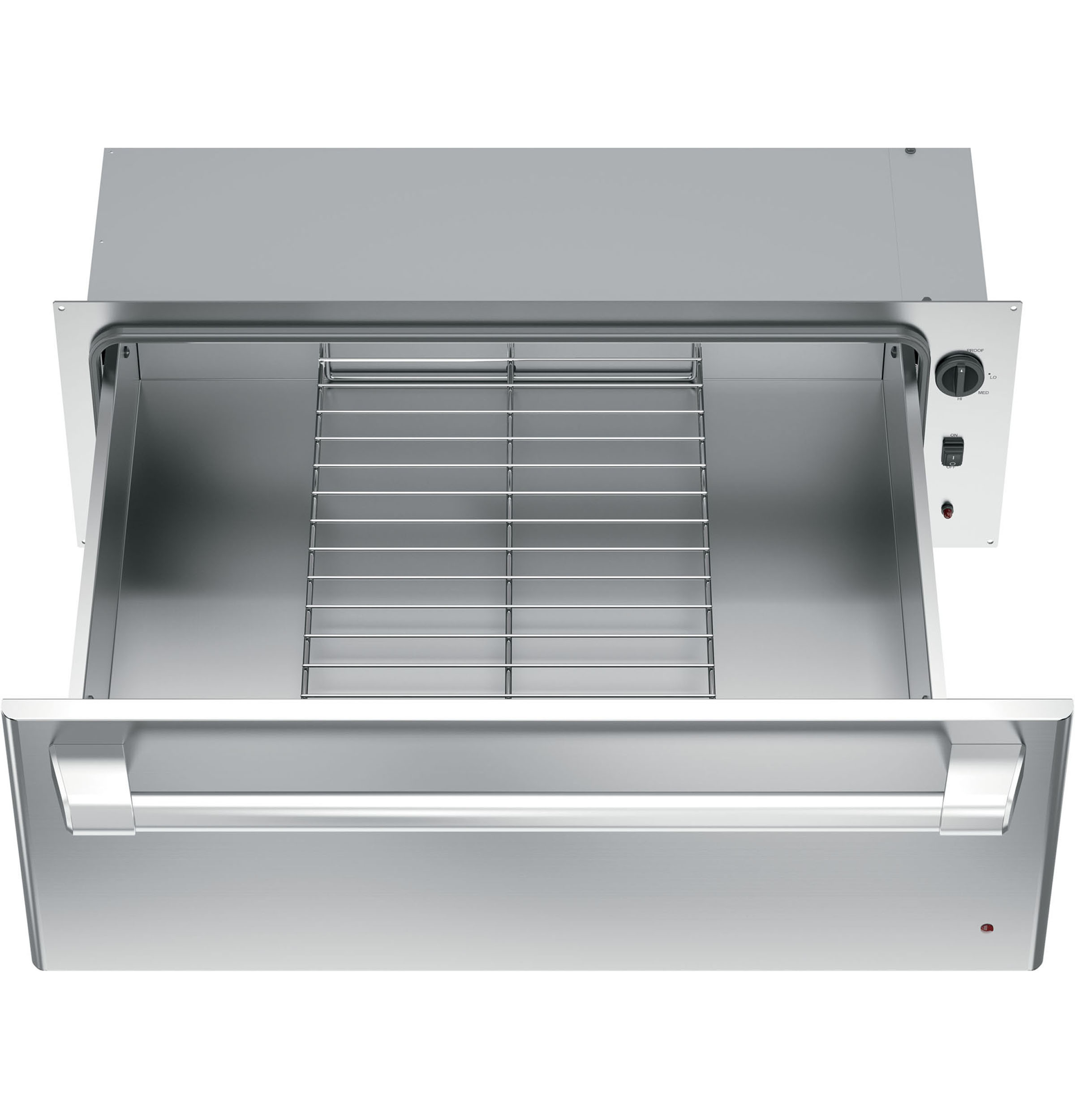 "Model: CW9000SJSS | GE Cafe GE Café™ Series 30"" Warming Drawer"